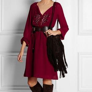 Altuzarra for Target Ruby Hill Peasant Boho Dress